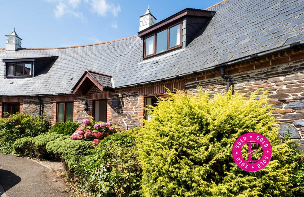 Wedge Cottage, Roserrow, St Minver, Wadebridge – SOLD