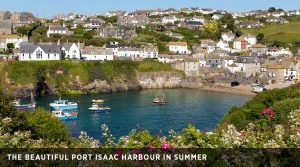 July in North Cornwall