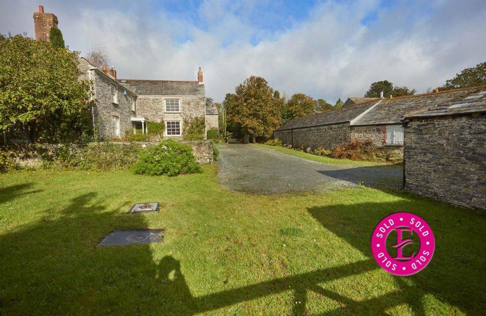 Lower Amble Farmhouse, Chapel Amble, Wadebridge, POA FREEHOLD – SOLD