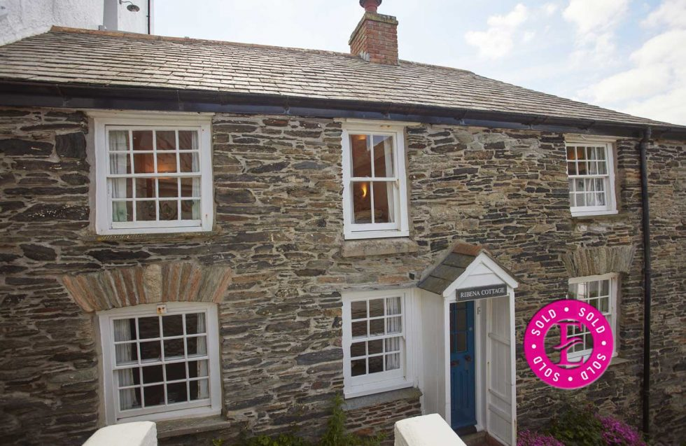 Rubena Cottage, Port Isaac, Guide Price £400,000 – Freehold – SOLD