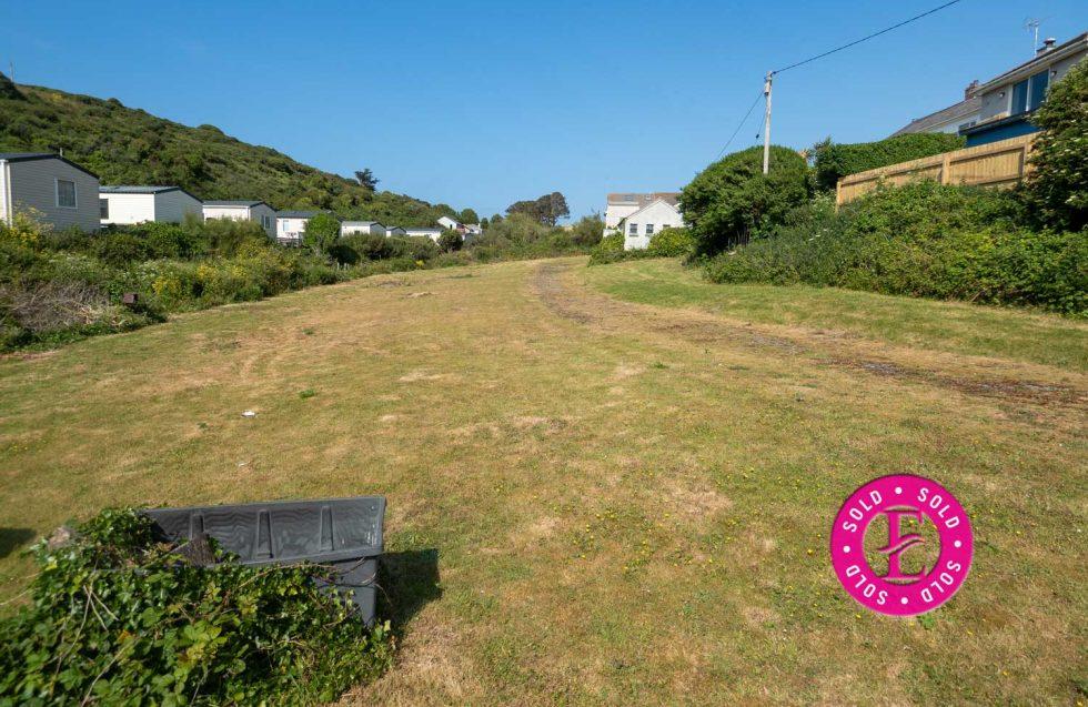Land With Planning Permission, Llanbedr Caravan Park, Polzeath SOLD